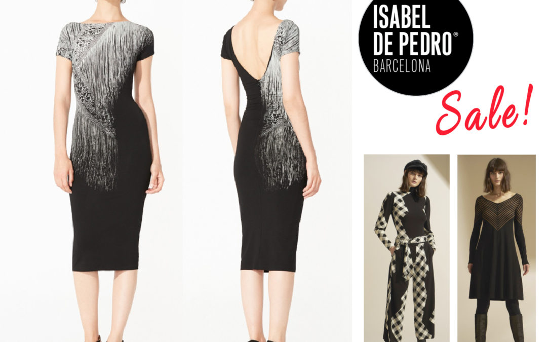 Isabel De Pedro on Sale!
