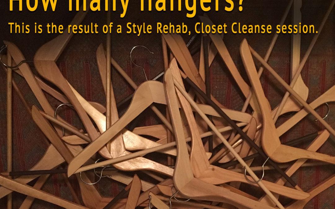 How many hangers?