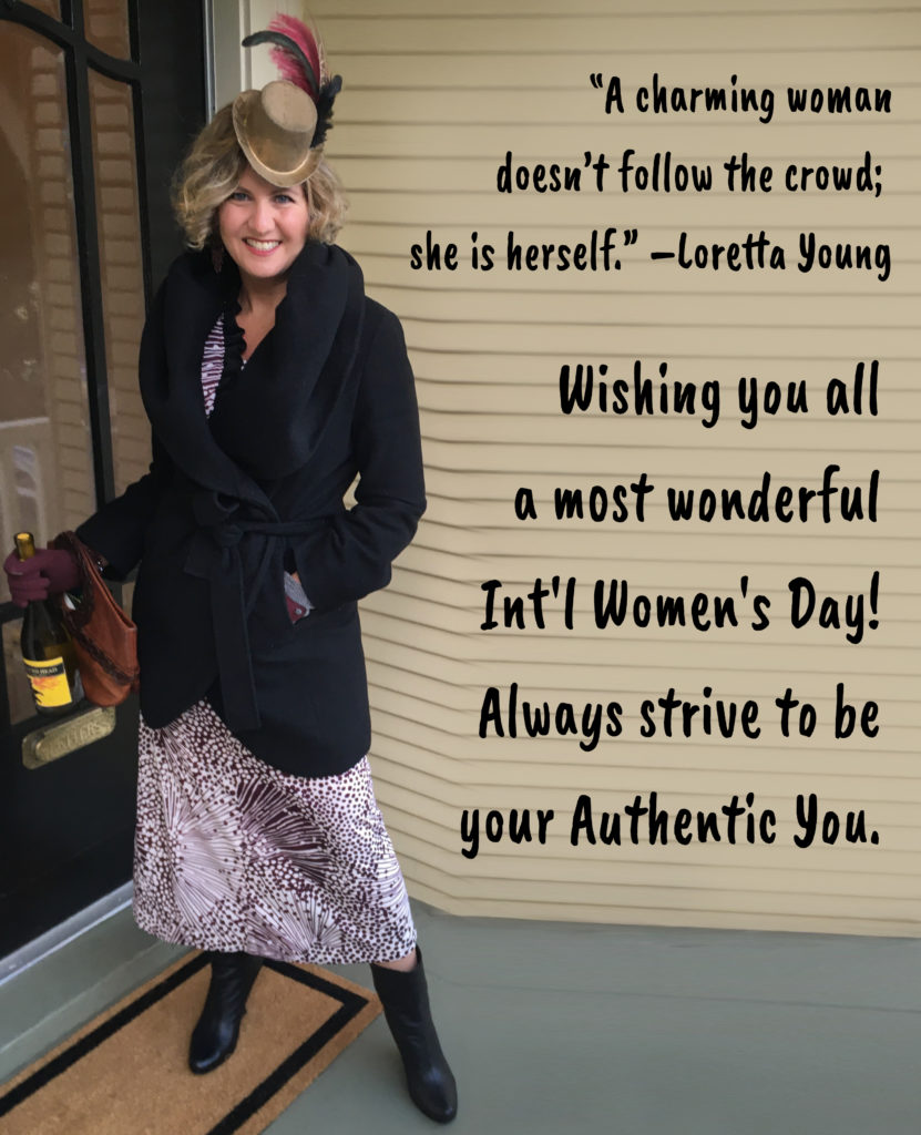Int'l Women's Day 2020