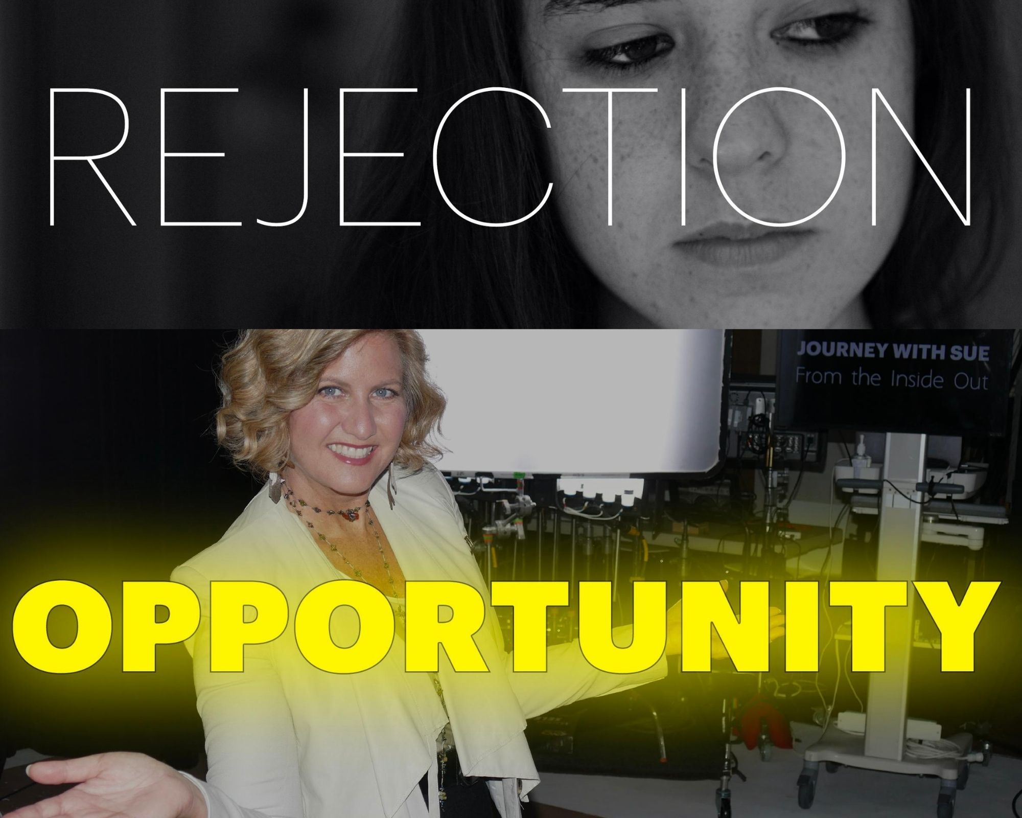 Transforming Rejection into Opportunity